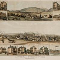 Altoona and Tyrone, Pa., 1881